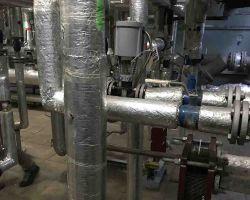 Замена КЗР Siemens на Danfoss в ИТП г. Москва